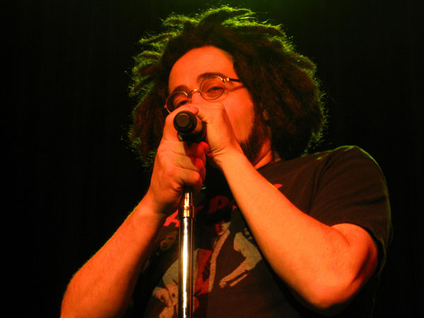 Counting Crows perform at Intel PC.com CES Party