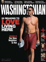 Washingtonian May 2009 Issue