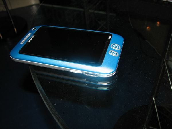 Intel MediaPhone photo by MID Moves