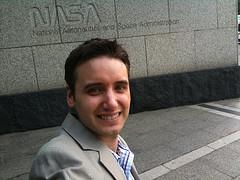 FrankGruber at NASA HQ