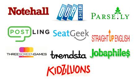 DreamIT Ventures 2009 Start-ups
