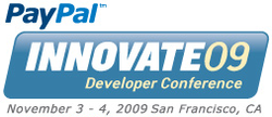 PayPal Innovate 2009