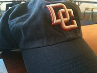 Navy DC Nats Hat